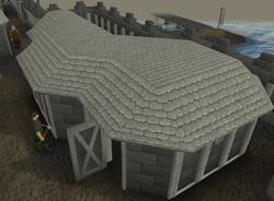 Armour Shop exterior