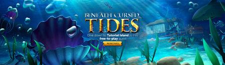 Beneath Cursed Tides head banner