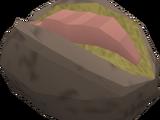 Cave moray potato