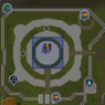 Grand Exchange clerk location