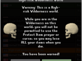 High Risk Wilderness world