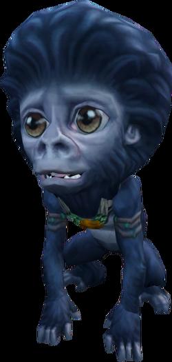 Jungle Gorilla (baby)