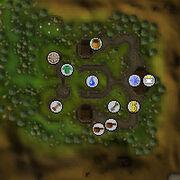 Lletya plattegrond