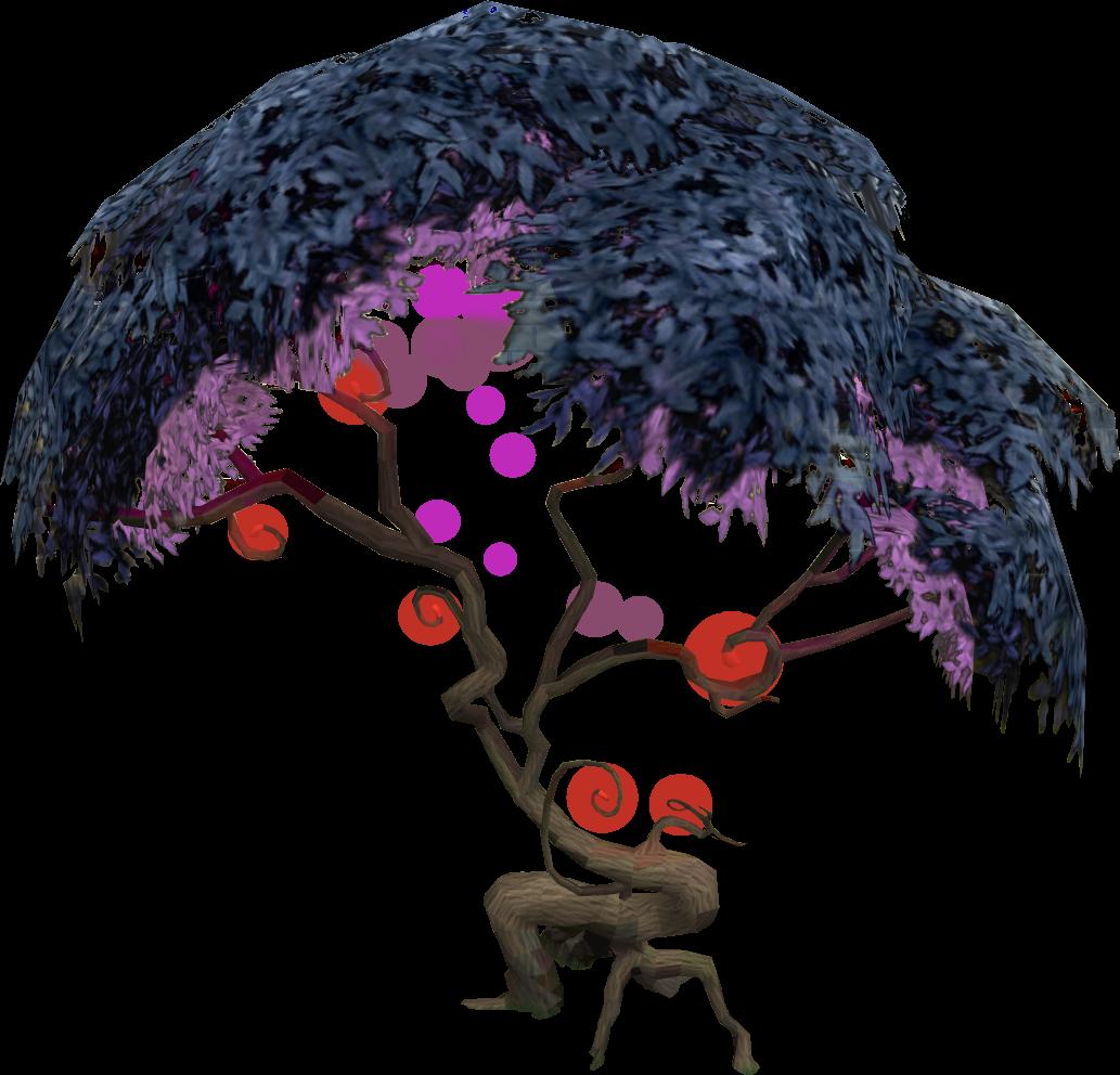 Runescape Fruit Trees Part - 17: Magic Tree