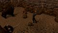 Mining runite ore.png
