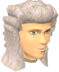 Powdered wig chathead