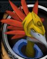 Taw'Paak, Emissária de Armadyl cabeça