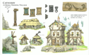 Catherby concept art