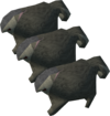 Chinchompas (level 99 approx.) detail