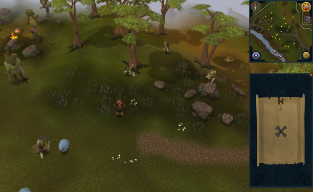 File:Compass clue Ardougne south-west of Fishing Guild.png