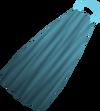 Fremennik cloak (cyan) detail