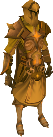 File:Golden warpriest of Saradomin set equipped.png