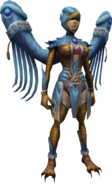 Griffin Outfit equipped (female)