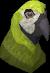 Izzy's parrot chathead