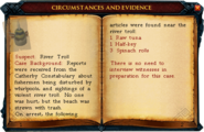 River Troll Case Report 1