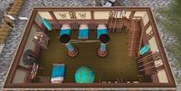 Swashbuckler lodgings