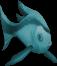 Blue fish chathead