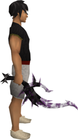 Drygore longsword (shadow) equipped