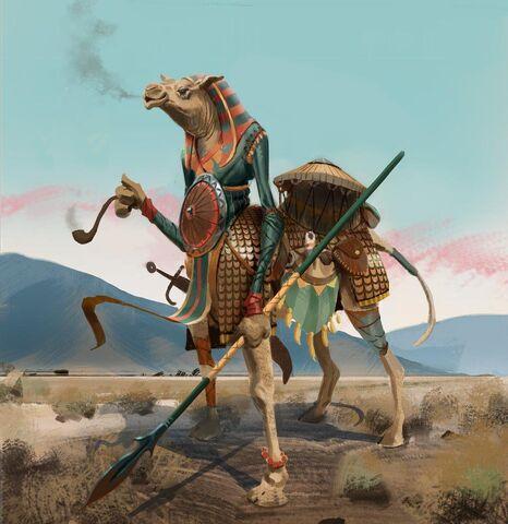 File:Elite Mobs concept art - Camel.jpg