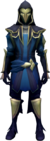Faceless Assassin (blue) equipped.png