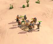 Fighting the Bandits