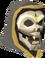 Lucien (skeletal) chathead