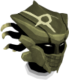 Sirenic mask (barrows) chathead