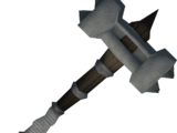 Statius's warhammer