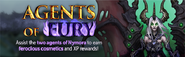 Agents of Fury lobby banner