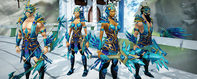 Crystal Peacock Weapons news image