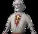 Defiant old man