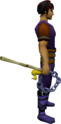 Fayre Hook-a-Duck Flail equipped.png