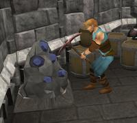 Mining (Dungeoneering)