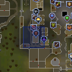 Tanner (New Varrock) location