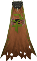 Warpriest of Bandos cape detail