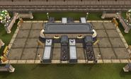 Barbecue tier 6