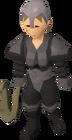 Black Guard crossbowdwarf female old