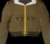 Bomber jacket detail