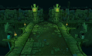 Brimhaven dungeon entrance