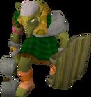 Goblin green old