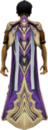 Loots Cape equipped
