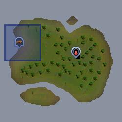 Lumdo (Crash Island) location