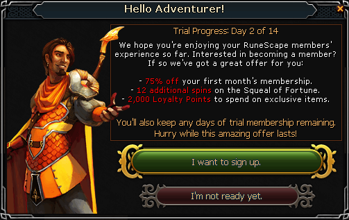 Membership subscription | RuneScape Wiki | FANDOM powered by