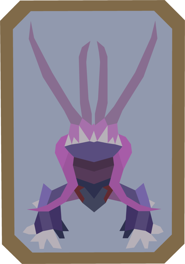 Most Wanted card (abyssal demons) detail