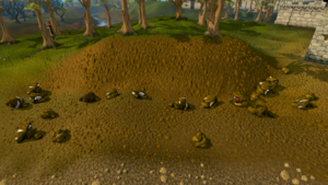 South-west Varrock mine