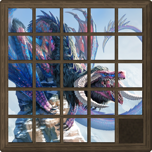 Wyvern puzzle solved