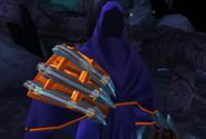 Zaros return cutscene 2