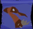 Abyssal stealth scroll