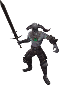Arrav (in combat)