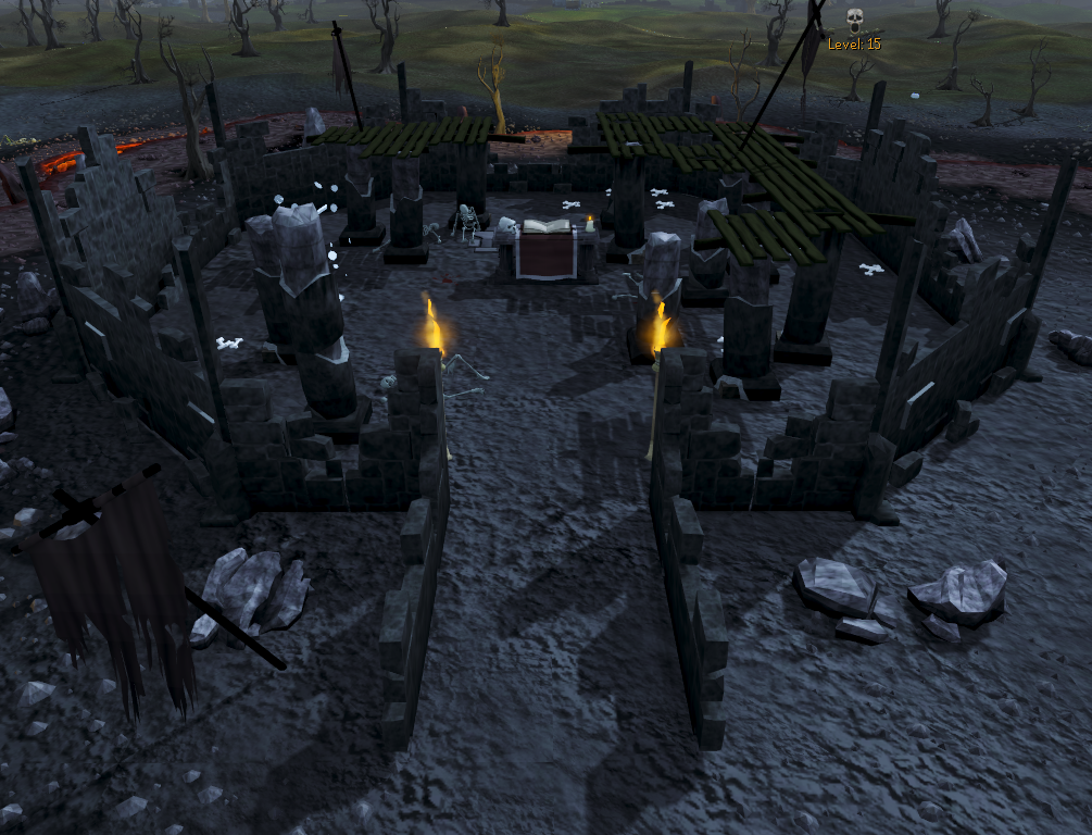 Chaos Temple (Wilderness) | RuneScape Wiki | FANDOM powered